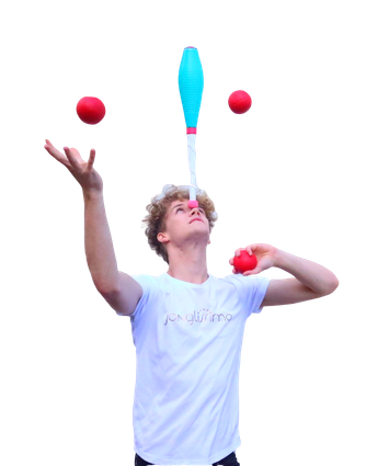best juggler in the world, @lxcap, Luca Pferdmenges juggling world record show, act